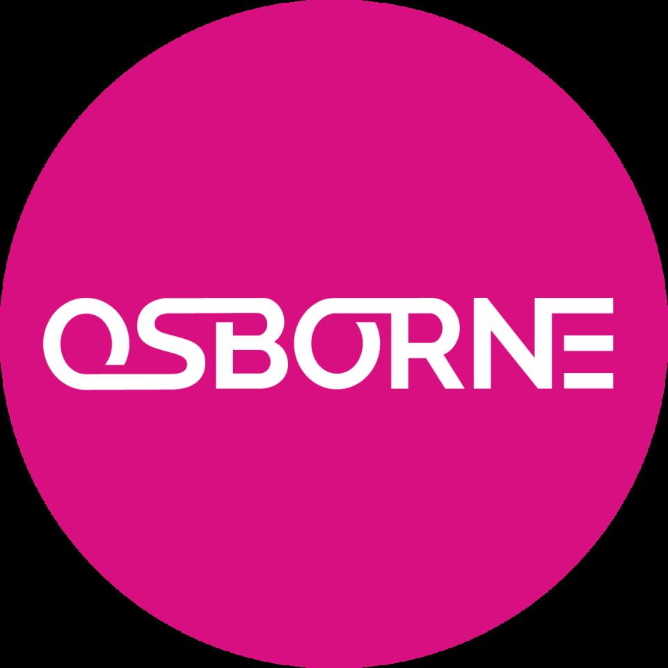Osborne Logo PANTONE DS 145-1